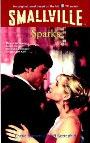 book cover of Sparks