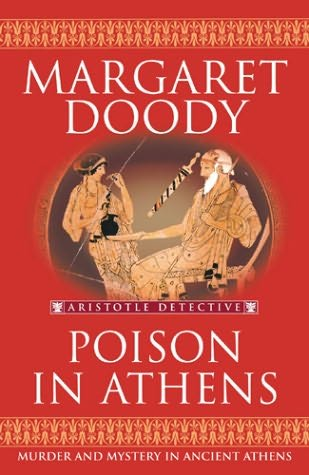 book cover of Poison in Athens