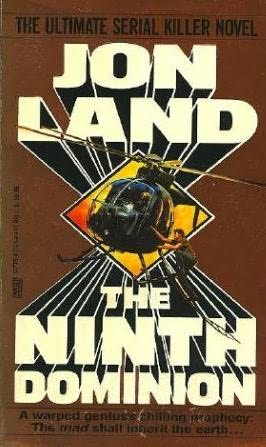 book cover of The Ninth Dominion