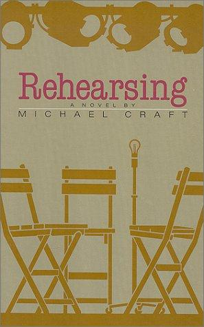 book cover of Rehearsing