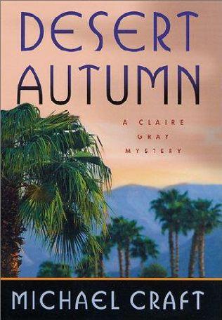 book cover of Desert Autumn
