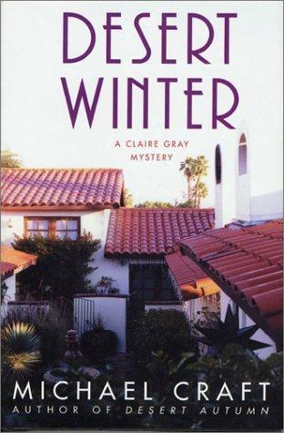 book cover of Desert Winter