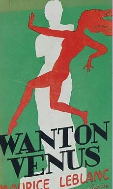 book cover of Wanton Venus