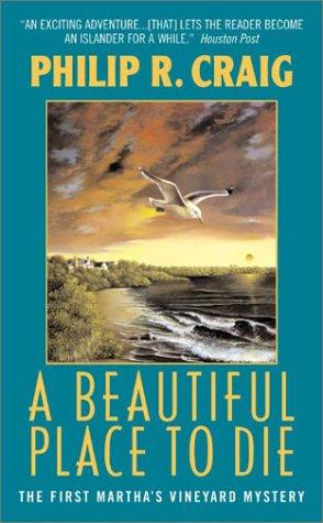 book cover of A Beautiful Place to Die