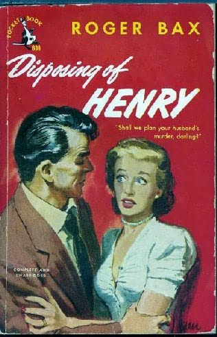 book cover of Disposing of Henry