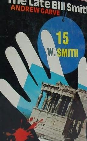 book cover of The Late Bill Smith
