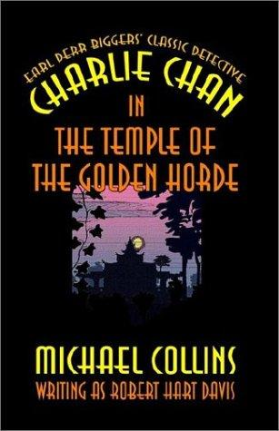 book cover of Charlie Chan in The Temple of the Golden Horde