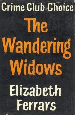 book cover of The Wandering Widows