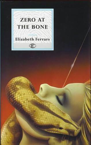 book cover of Zero at the Bone