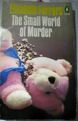 book cover of The Small World of Murder
