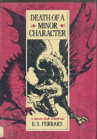 book cover of Death of a Minor Character