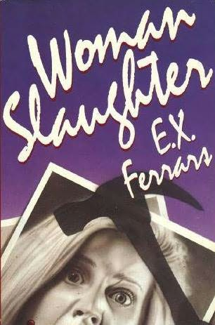 book cover of Woman Slaughter
