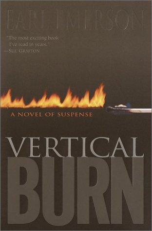 book cover of Vertical Burn