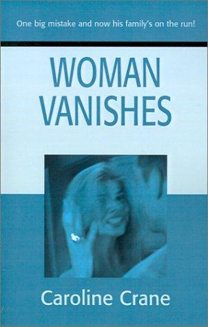 book cover of Woman Vanishes
