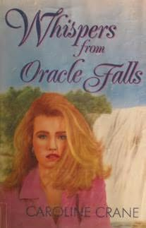 book cover of Whispers from Oracle Falls