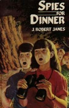 book cover of Spies for Dinner