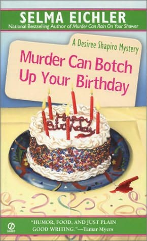 book cover of Murder Can Botch Up Your Birthday