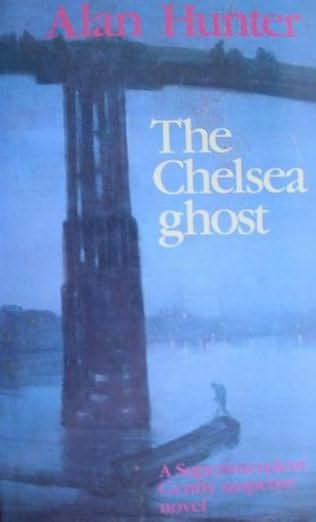 book cover of The Chelsea Ghost