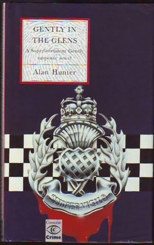 book cover of Gently in the Glens