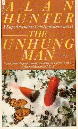 book cover of The Unhanged Man