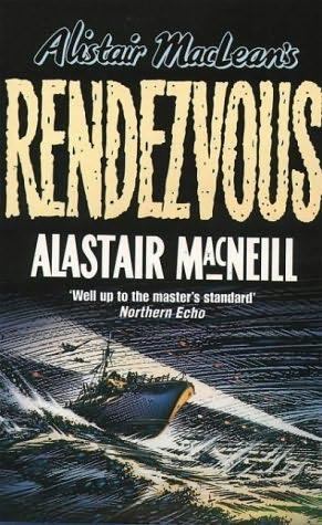 book cover of Alistair MacLean\'s Rendezvous