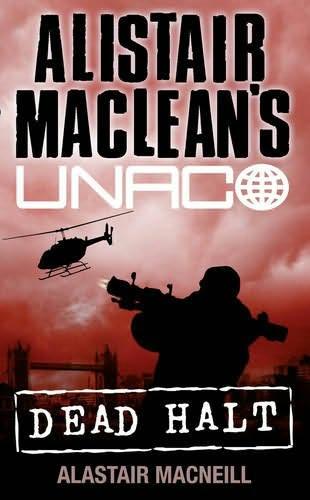book cover of Alistair MacLean\'s Dead Halt