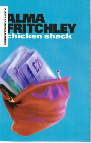 book cover of Chicken Shack