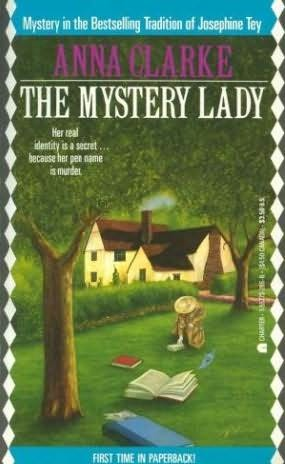 book cover of The Mystery Lady