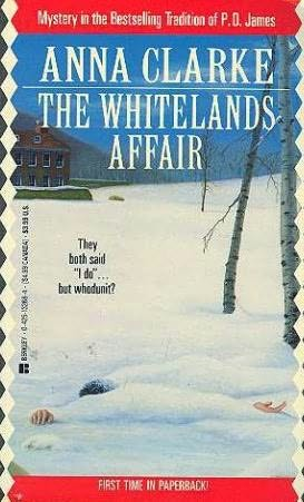 book cover of The Whitelands Affair