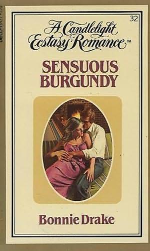 book cover of Sensuous Burgundy