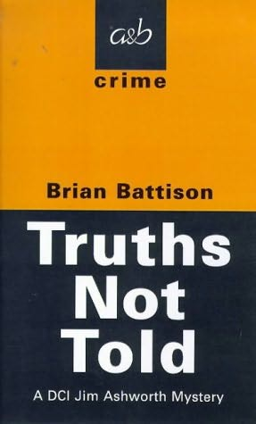 book cover of Truths Not Told