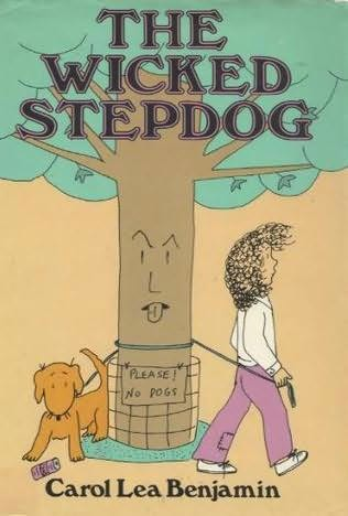 book cover of The Wicked Stepdog