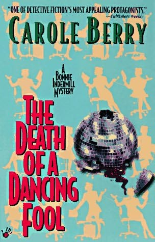 book cover of The Death of a Dancing Fool