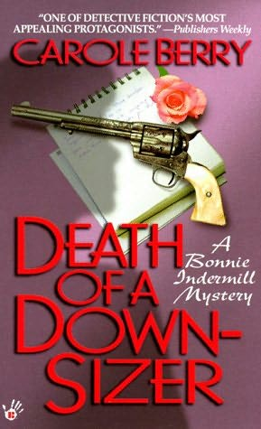 book cover of Death of a Downsizer