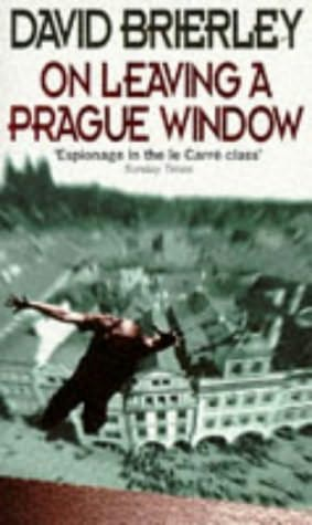 book cover of On Leaving a Prague Window