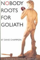 book cover of Nobody Roots for Goliath