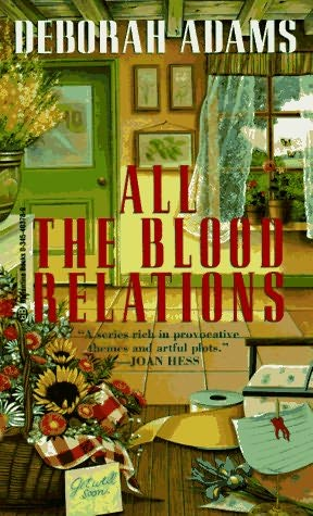 book cover of All the Blood Relations