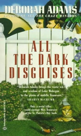 book cover of All the Dark Disguises