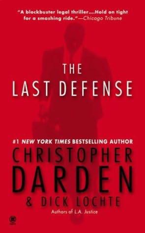 book cover of The Last Defense