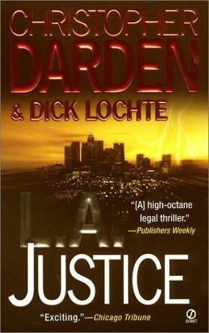book cover of L.A. Justice