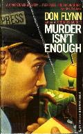 book cover of Murder Isn\'t Enough