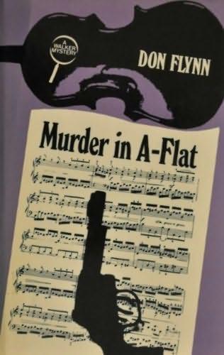 book cover of Murder in A-Flat