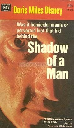 book cover of Shadow of a Man