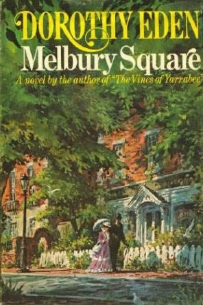 book cover of Melbury Square