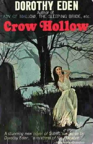 book cover of Crow Hollow