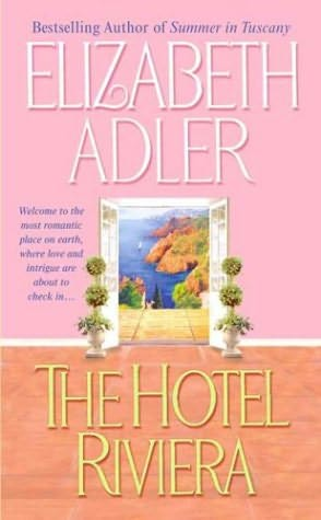 book cover of The Hotel Riviera