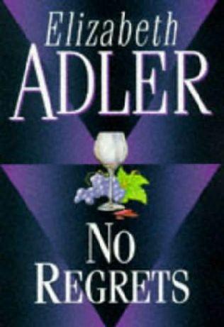 book cover of No Regrets