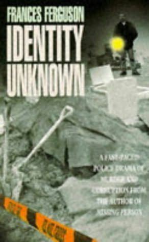 book cover of Identity Unknown