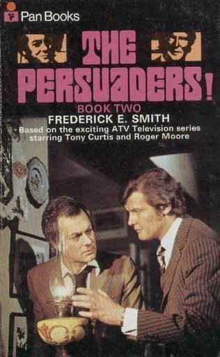 book cover of Persuaders... Again