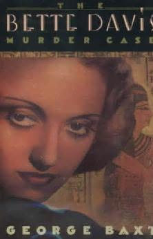 book cover of The Bette Davis Murder Case